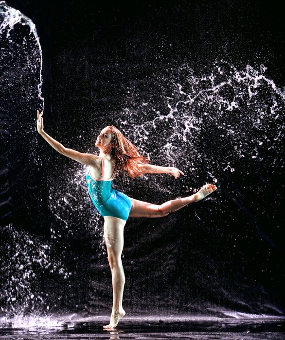 Splash Dance Photo Shoot