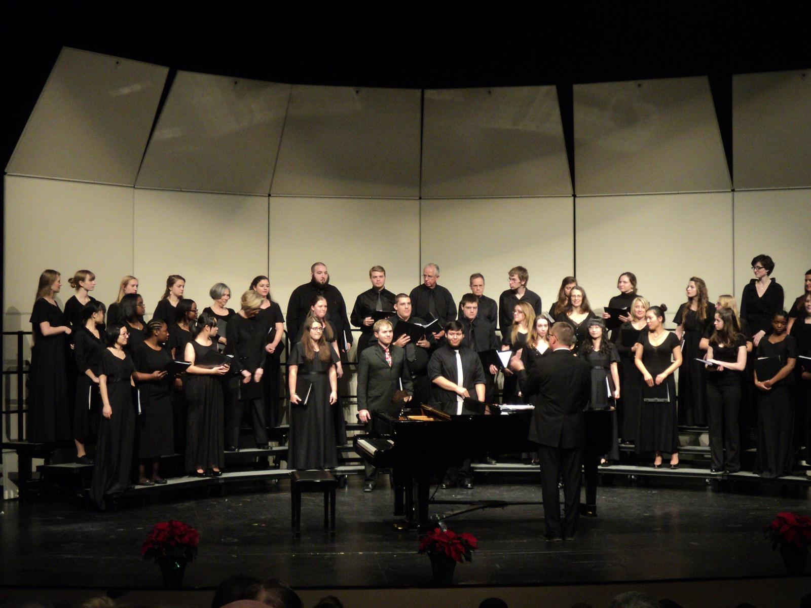 Spectrum Singers Holiday Concert