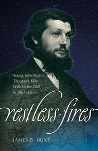 The cover of Restless Fires by James Hunt