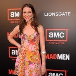 "Katherine ""Janie"" Bryant at AMC Premier for Season 2 of Mad Men"