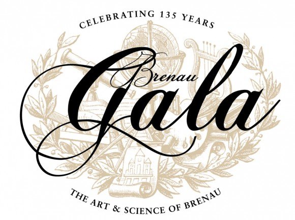 Brenau Gala, March 29, 2014 Logo
