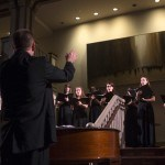 Vocal Chamber Ensemble In Praise of Music