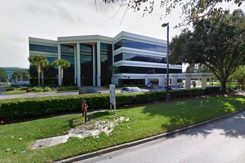 Google Street View image of 6622 Southpoint Drive South, Brenau University's new Jacksonville campus.