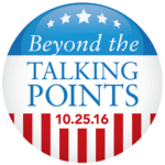Beyond the Talking Points Badge Logo