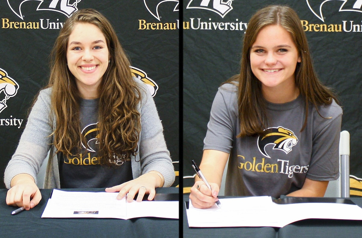 brenau signs first two players to new lacrosse team